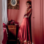 Fashion Pink Beautiful fashion photography photo Venice Biennale Art