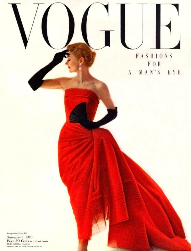 irving penn vogue 1solo.com vintage barolo fashion show copertina vogue