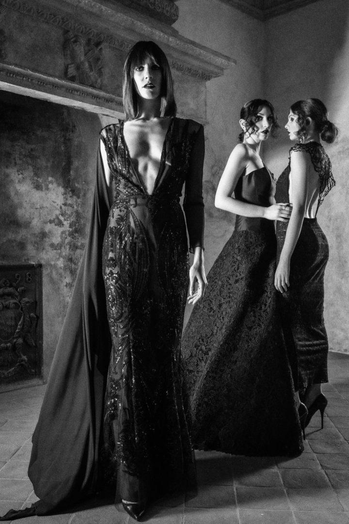 Barolo Fashion Show editoriale fotografico moda